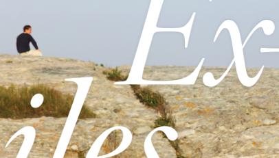 allison lynn novel the exiles